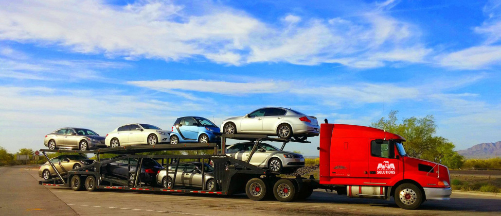 Auto Truck Shipping AAA Transport Solutions - Show car transport
